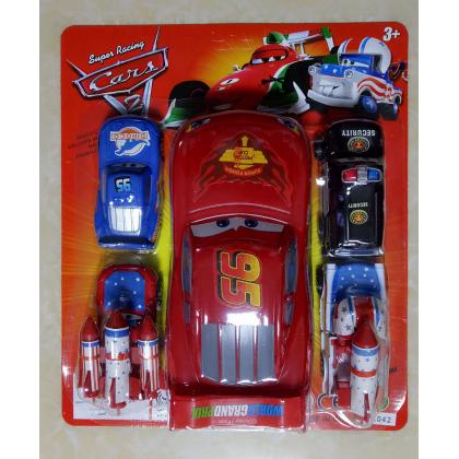 5 Super Racing Cars