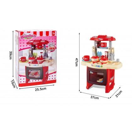 Playing House Series Kids Toy Kitchen Set