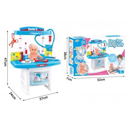 Pretend Play Kids Toy Doctor Kids Set--RX2000-1