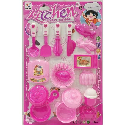 Kitchen Funny Game Pretending Toy