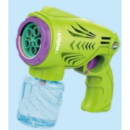 Bubble World Bubble Gun Toy Fun Bubble