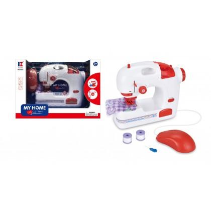 Kitchen Playset MyHome Appliances Kids Pretend Toy Juicer Mixer Vacuum Toaster Iron Coffee Washing Microwave KettleStove