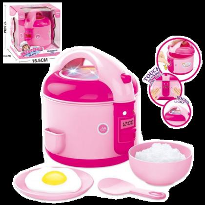 Pretend Kids Toy Kitchen Rice Cooker